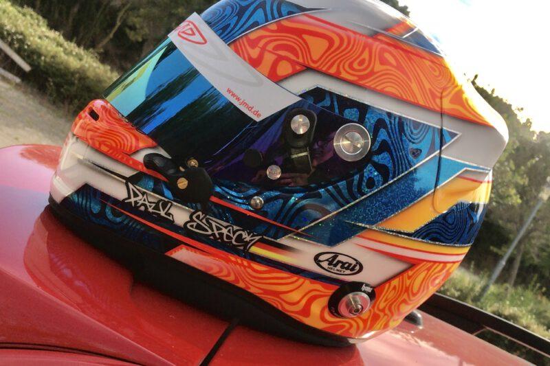 Neuer Helm!